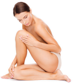 Beautiful, smooth skin with sugaring hair removal